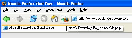 Internet Explorer to Firefox