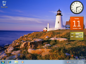 Windows7 Desktop