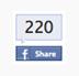 Facebook Share Count Button WordPress Plugin